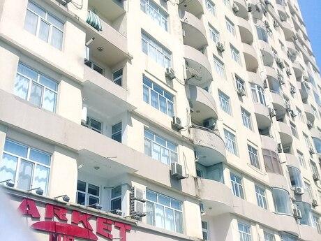 3 otaqlı yeni tikili - Nəsimi r. - 116 m²