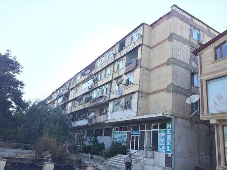 2 otaqlı köhnə tikili - Bakıxanov q. - 48 m²