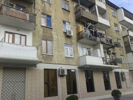 2 otaqlı köhnə tikili - Şah İsmayıl Xətai m. - 60 m²