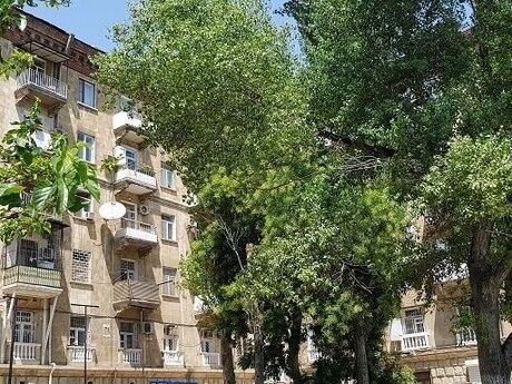 4 otaqlı köhnə tikili - Nizami m. - 158 m²