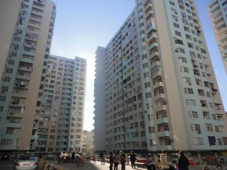 2-комн. новостройка - м. Ази Асланова - 64 м²