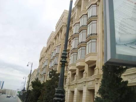 3-комн. новостройка - м. Нариман Нариманова - 110 м²