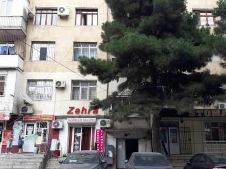 2 otaqlı köhnə tikili - Yeni Yasamal q. - 60 m²