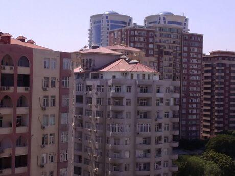 4-комн. новостройка - Насиминский  р. - 180 м²