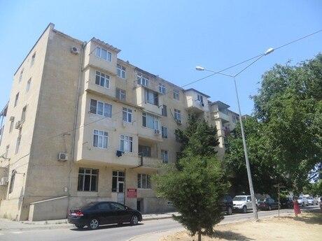 4 otaqlı köhnə tikili - 8-ci kilometr q. - 85 m²