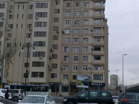 4 otaqlı yeni tikili - Nərimanov r. - 160 m²
