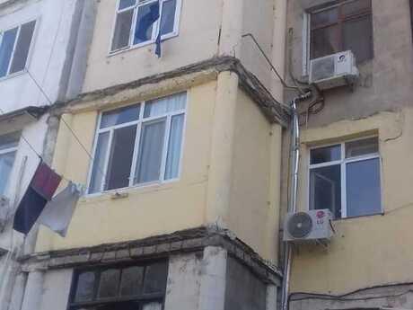 1 otaqlı köhnə tikili - Badamdar q. - 37 m²