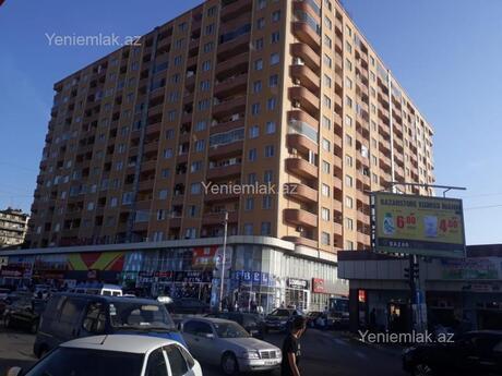 2 otaqlı yeni tikili - Bakıxanov q. - 96 m²