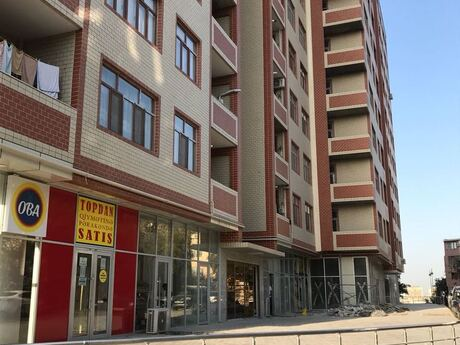 3-комн. новостройка - пос. 3-й мкр - 80 м²