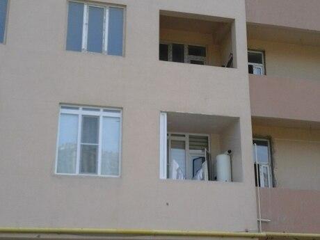 2-комн. новостройка - м. Насими - 58 м²