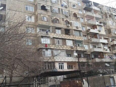 4 otaqlı köhnə tikili - Nəsimi r. - 100 m²