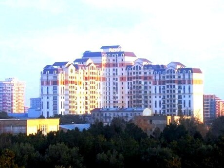 4-комн. новостройка - Насиминский  р. - 224 м²