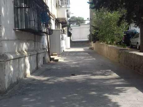 1 otaqlı köhnə tikili - Yasamal r. - 43 m²