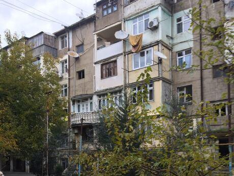 6 otaqlı köhnə tikili - Nərimanov r. - 130 m²