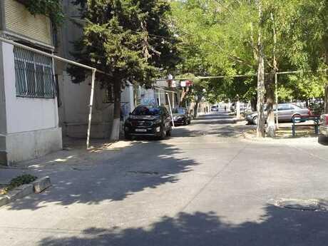 1 otaqlı köhnə tikili - Neftçilər m. - 34 m²