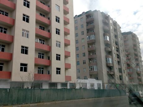 3-комн. новостройка - пос. Мехтиабад - 111 м²