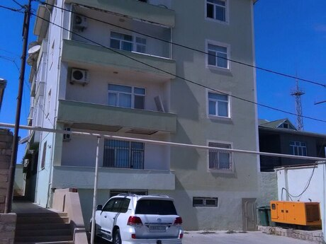 3-комн. новостройка - пос. Бадамдар - 110 м²