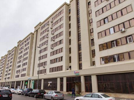5 otaqlı köhnə tikili - Gənclik m. - 110 m²