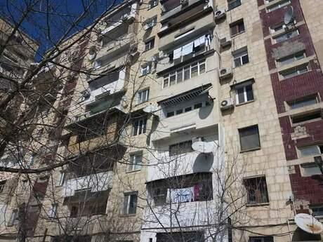 3 otaqlı köhnə tikili - Yasamal q. - 90 m²