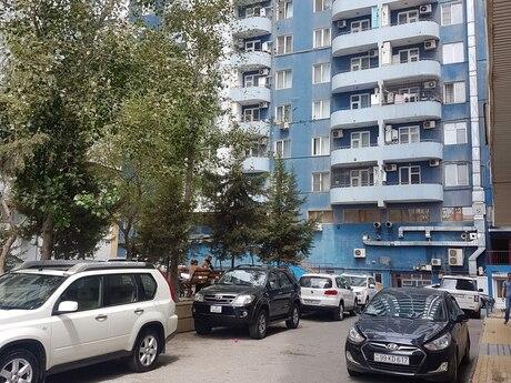3 otaqlı ofis - Nizami m. - 100 m²