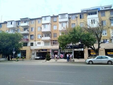 1 otaqlı köhnə tikili - Nəsimi r. - 38 m²