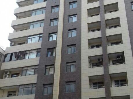 4 otaqlı yeni tikili - Nəsimi r. - 203 m²