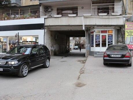 Qaraj - Nərimanov r. - 24 m²