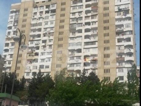 4 otaqlı köhnə tikili - Həzi Aslanov m. - 93 m²