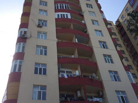 2-комн. новостройка - Насиминский  р. - 60 м²