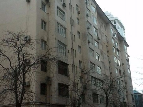 3-комн. новостройка - м. Иншаатчылар - 65 м²