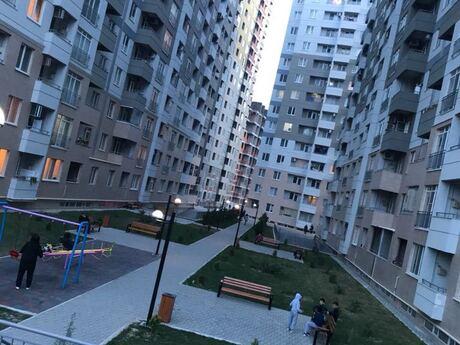 3 otaqlı yeni tikili - 20 Yanvar m. - 93 m²