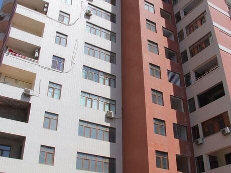 2 otaqlı yeni tikili - Nəsimi r. - 60 m²