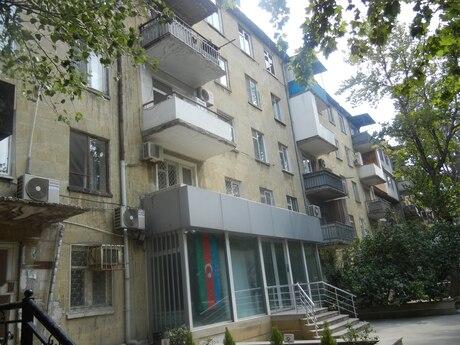1 otaqlı köhnə tikili - Qara Qarayev m. - 39 m²