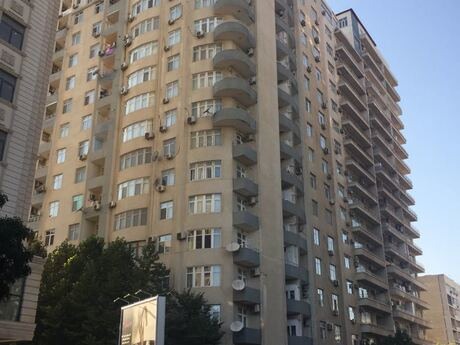 2 otaqlı yeni tikili - Şah İsmayıl Xətai m. - 105 m²