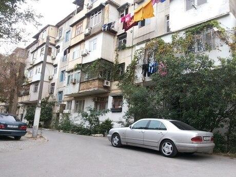 2-комн. вторичка - м. Мемар Аджеми - 45 м²