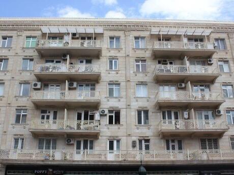 1-комн. новостройка - м. Гянджлик - 52 м²