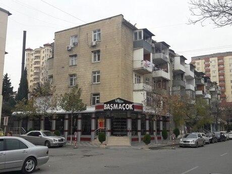 1 otaqlı köhnə tikili - Nərimanov r. - 35 m²
