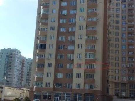 4-комн. новостройка - Насиминский  р. - 148 м²