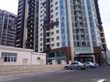 4-комн. новостройка - м. Гянджлик - 221 м²
