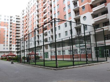 3 otaqlı yeni tikili - Nəsimi r. - 114 m²