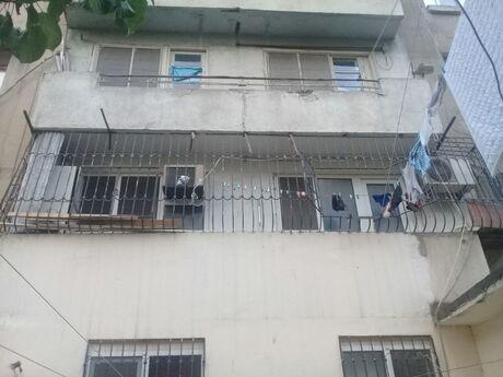 4 otaqlı köhnə tikili - Azadlıq Prospekti m. - 110 m²