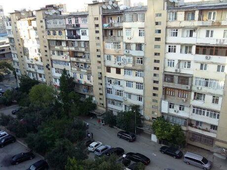4 otaqlı köhnə tikili - Əhmədli m. - 95 m²