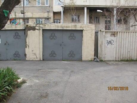 Гараж - Насиминский  р. - 24 м²