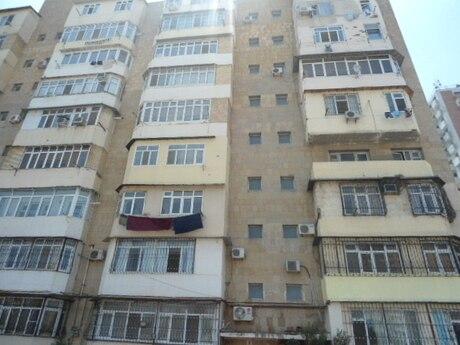 3 otaqlı köhnə tikili - Nizami m. - 9 m²