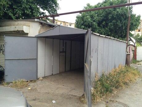 Гараж - пос. Ясамал - 17 м²