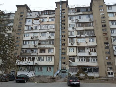 4-комн. вторичка - Ясамальский р. - 120 м²