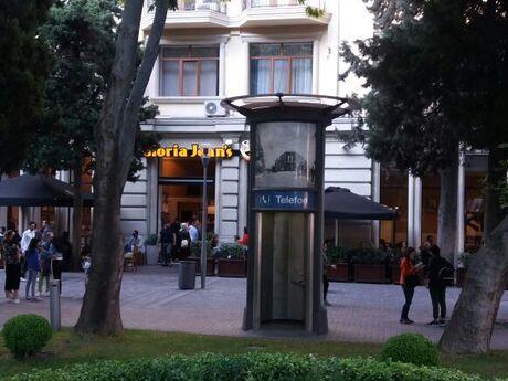 3 otaqlı köhnə tikili - Sahil m. - 84 m²