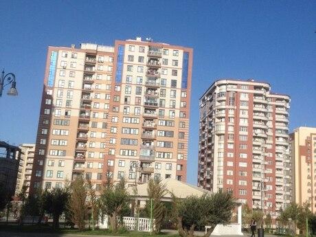 4 otaqlı yeni tikili - Yasamal r. - 196 m²