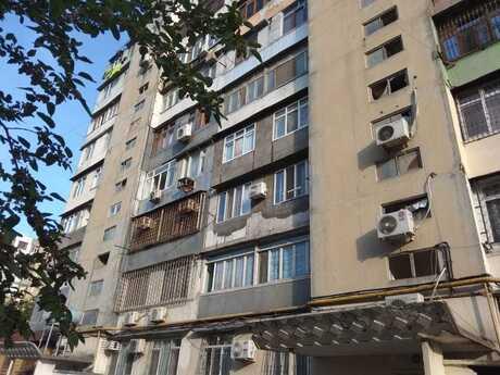 4 otaqlı köhnə tikili - Nərimanov r. - 90 m²
