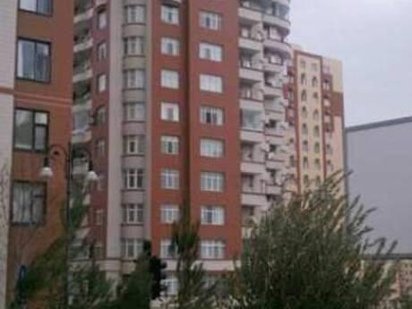 4 otaqlı yeni tikili - Yasamal r. - 200 m²
